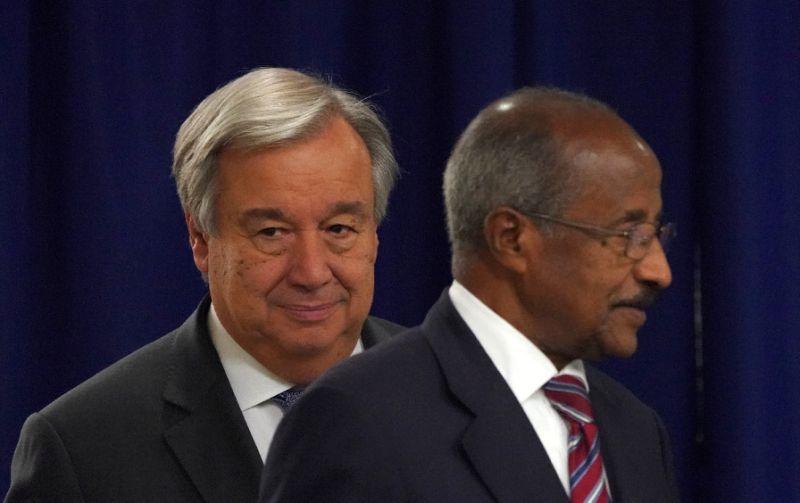 Eritrea at UN demands compensation for sanctions