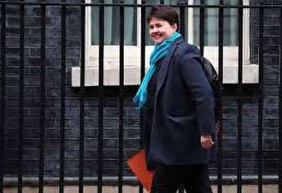 Scottish Conservative leader plays down Salzburg Brexit row