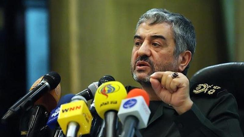 IRGC Chief vows thunderbolt response to terror attack