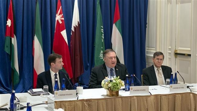 US hosts Arab FMs to push for anti-Iran alliance