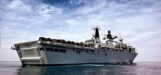 China angered after British Navy warship sails near South China Sea islands