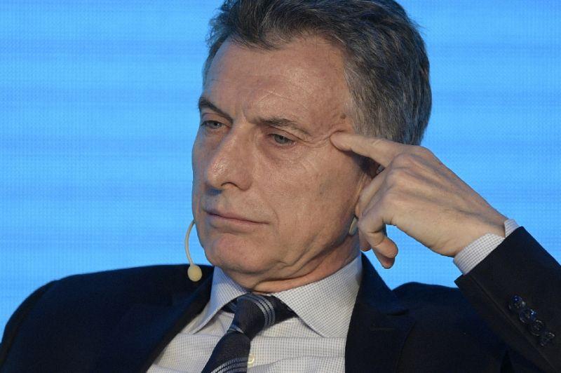 Macri accused of 'abuse of power' over IMF loan