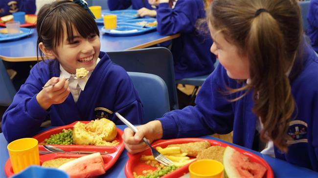 Some 4 million UK children too poor to eat healthy: Study