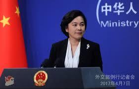 China says Nauru should apologize for its behavior