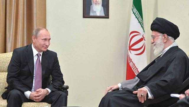Russia's Putin to meet with Ayatollah Khamenei Friday: Moscow