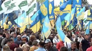 Ukrainians protest outside parliament, demand electoral reforms