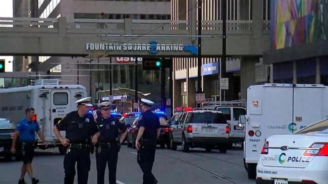 Cincinnati shooting: 4 dead including the shooter, multiple injured
