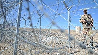Iranian border guards drive away terrorists in Southeast region