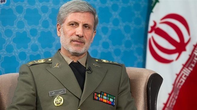 Iran, China discuss enhanced defense cooperation, anti-terror fight
