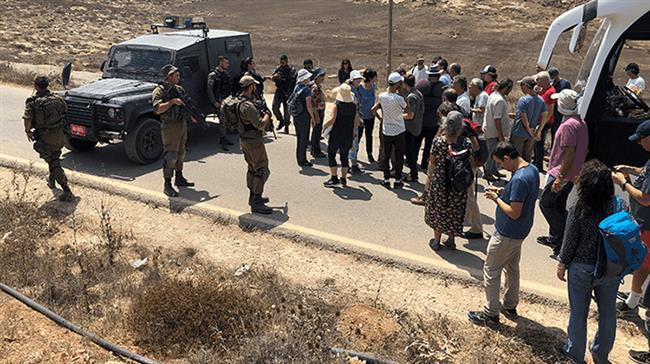 Israel intimidates, arrests anti-occupation activists: HRW