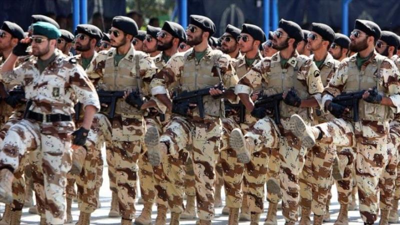 IRGC busts terrorist team in West Iran