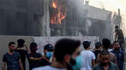 Iraqi officials condemn violent Basra protests, point finger at US, Daesh, Ba'athists