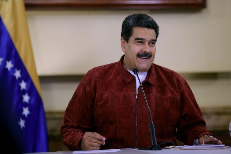 US officials met Venezuela officers to discuss coup bid: report