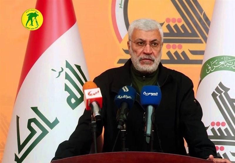 Iraq's Hashd al-Shaabi: US consulate behind Basra chaos