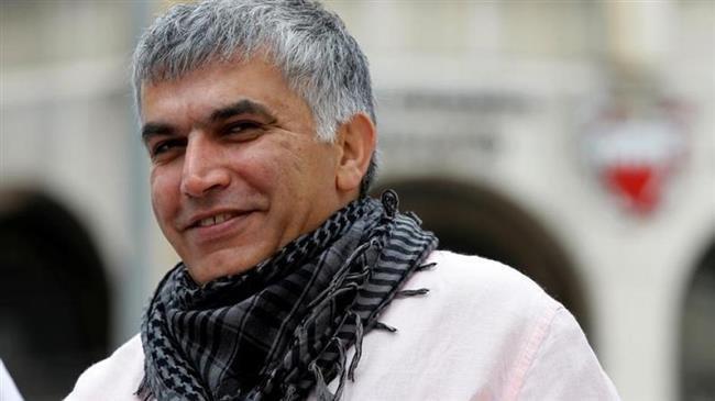 Rights groups slammed Bahrain verdict over Rajab's jail sentence