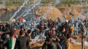 Israeli forces kill Palestinian woman, injure 25 in Gaza