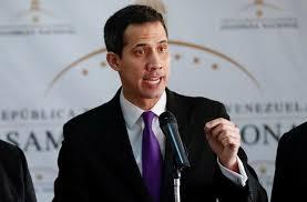 Brazil says it recognizes Venezuelan opposition leader as president