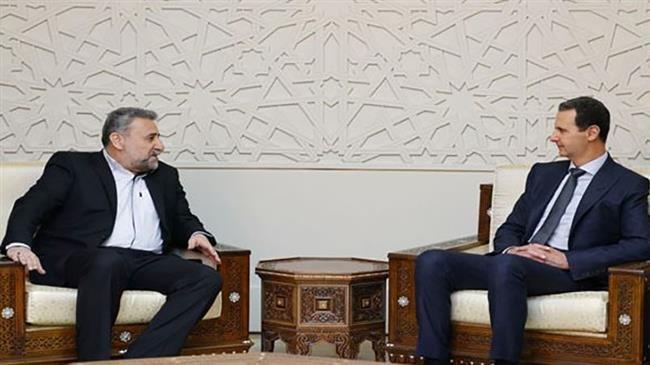 Iran MP, Syria president: Tehran, Damascus resolute on strengthening strategic relations