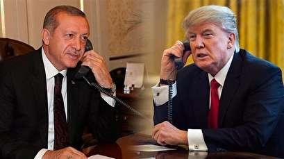 Trump, Erdogan talks Syria 'safe zone' amid war of words over Kurdish militants