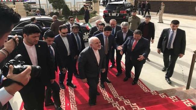 Iran, Iraqi Kurdistan call for enhanced ties