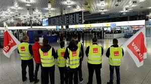 Hundreds of flights axed as fresh strike hits Frankfurt airport