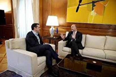 Greece must regain full access to debt markets: EU's Moscovici
