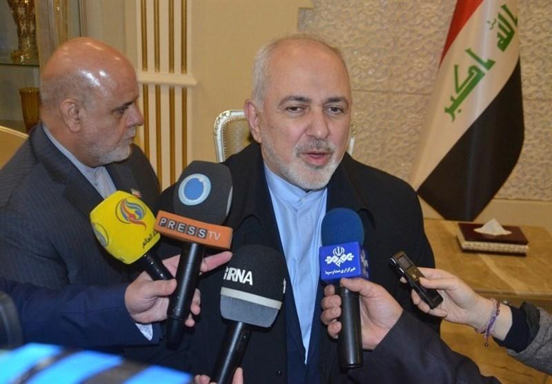 Zarif hails fruitful visit to Iraq
