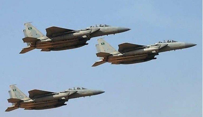 Saudis threat, hit Sana'a