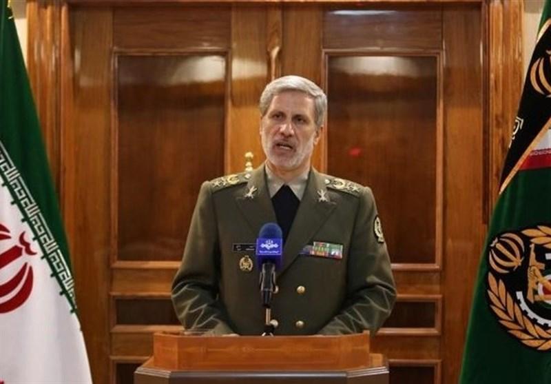 Iran capable of putting satellites into 260km orbit: Defense minister