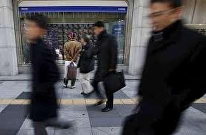 Asian shares edge up; ECB decision awaited