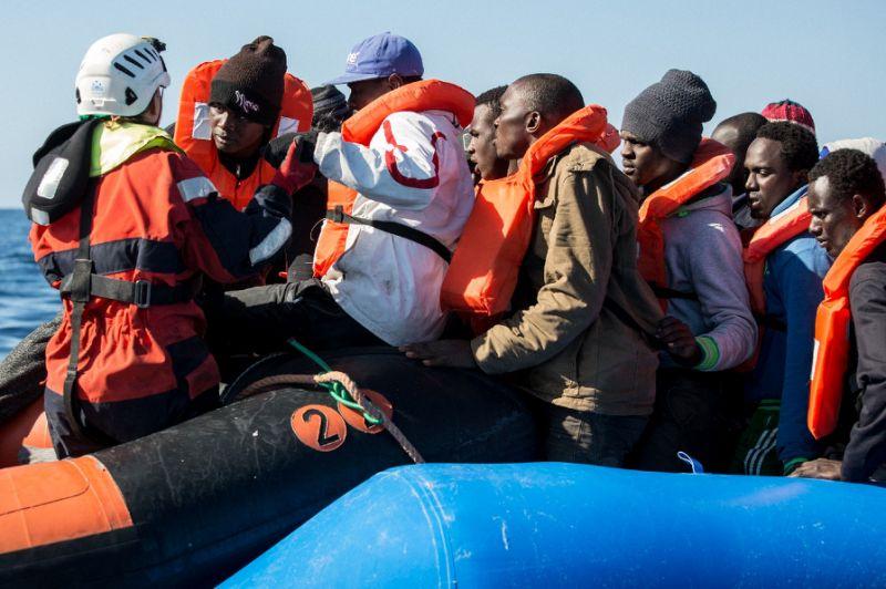 Italy's Salvini threatens to sue migant rescuers