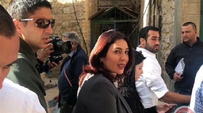 Israeli minister tours East Jerusalem al-Quds, settlers storm al-Aqsa Mosque