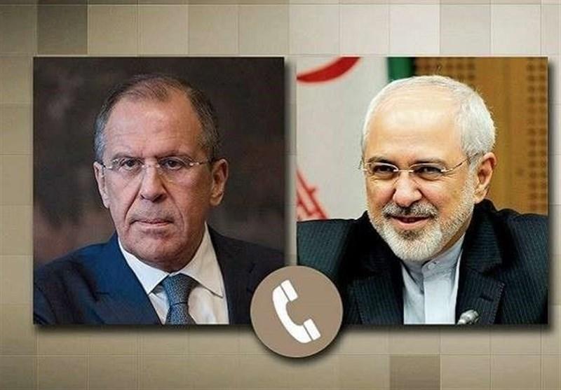 Iranian, Russian top diplomats discuss Venezuelan crisis
