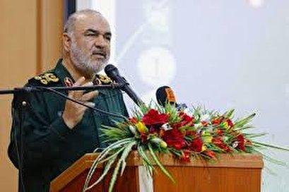 Saudi Arabia, Israel discouraged with US: IRGC chief cmdr.