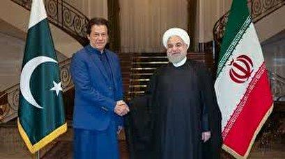 Pakistani PM in Tehran, says held 'constructive' talks