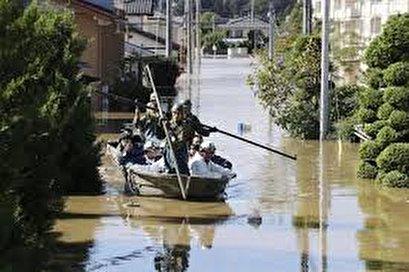 Japan sends in troops after massive typhoon hammers Tokyo, kills 23