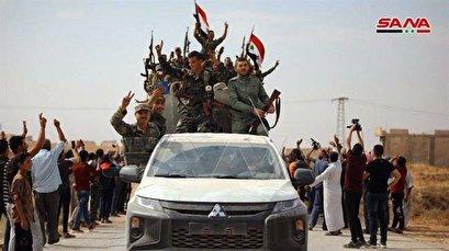 Syrian army troops enter key northern city of Manbij: SANA
