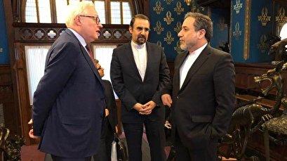 Iran warns EU path of diplomacy getting narrower every day