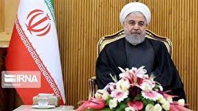 Tehran ready to boost ties with Baku in Caspian Sea region: President Rouhani