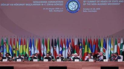 NAM capable of neutralizing impact of US sanctions: Iran president