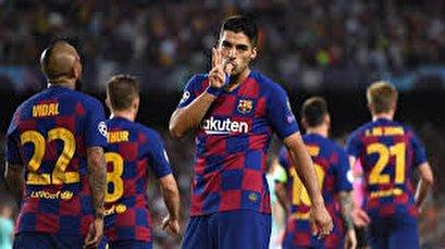 Barcelona 2-1 Inter Milan: Champions League