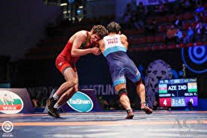 U23 World Wrestling: Iran finish 2nd with 6 medals