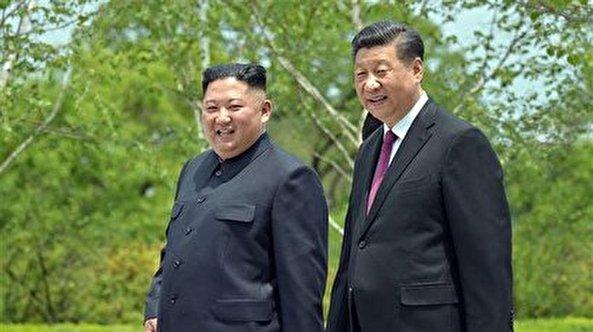 China, North Korea hail 'long-term, invincible' friendship