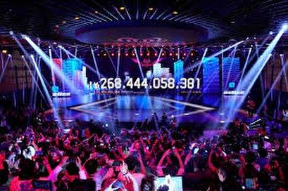 Alibaba's Singles' Day sales hit record $38 billion; growth slows