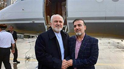 Zarif: Iran ready for comprehensive prisoner exchange, ball in US court