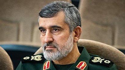 Iran's defense systems fully indigenized: IRGC cmdr.