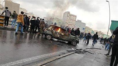 US magazine blasts US bid for 'violent revolution' in Iran