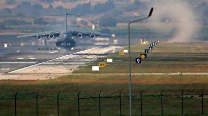 Erdogan threatens to shut US Incirlik airbase in response to US sanctions, Armenian 'genocide' bill