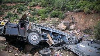 At least 24 killed in Tunisia bus crash