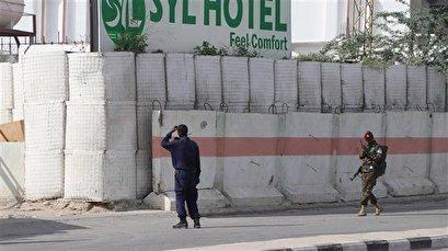 Suicide car bomb outside Somali hotel kills seven: Military